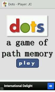 Dots: A Brain Training Game