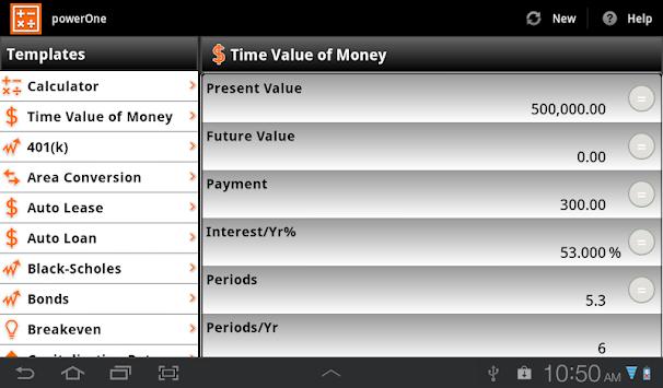 Download Powerone Finanzrechner Apk Neueste Version App Für Android ...