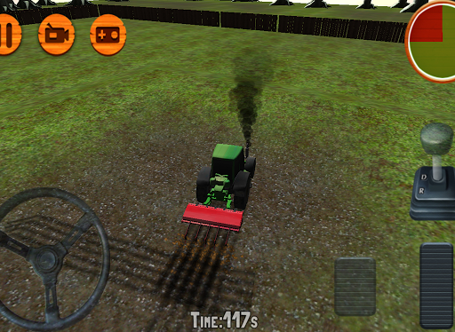 3D Tractor Simulator Farm Game 1.0 screenshots 9