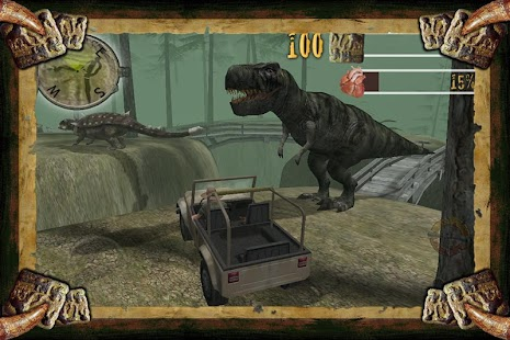 Dino Safari 2 Pro Screenshot