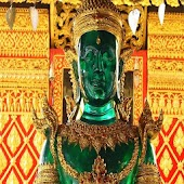 Emerald buddha live wallpaper