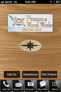 Francos Wood Work- screenshot thumbnail
