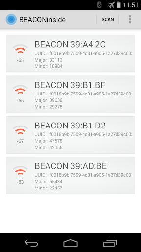 Beaconinside Beacon Explorer