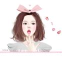 제니의 초상 감성 날씨위젯 logo