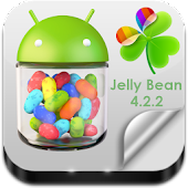 Jelly Bean 4.2.2 Theme