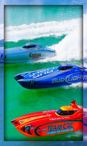 Turbo Powerboat Racing