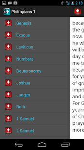 CrossConnect Bible (Beta) - screenshot thumbnail
