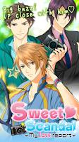 Screenshot of 【Sweet Scandal】dating sims