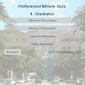 Hollywood Movies Quiz trivia icon