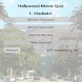 Hollywood Movies Quiz trivia