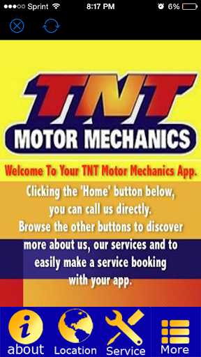 TNT Motor Mechanics