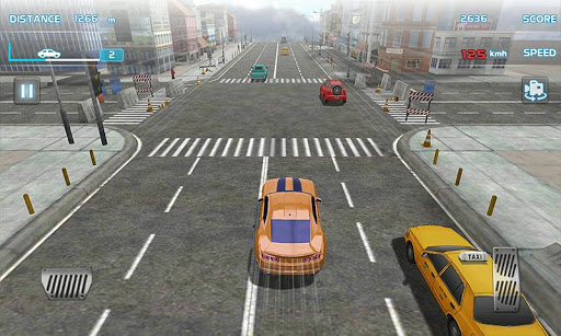 Turbo Driving Racing 3D 2.2 Screenshots 4