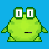 Snappy Frog - Flap-py Bird