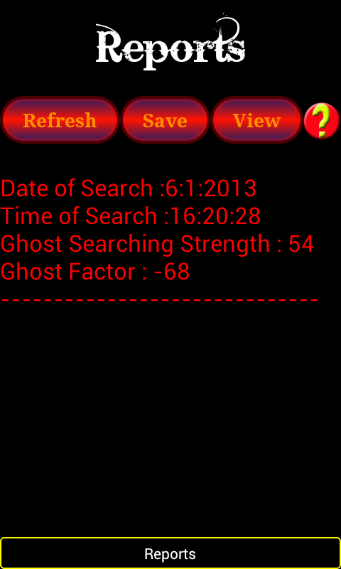 Ghost Detector Pro : Interact - screenshot