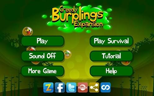 Greedy Burplings Expansion Lit- screenshot thumbnail