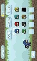 Screenshot of Galaxy Ninjas FREE