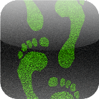Green Steps icon