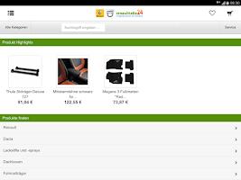 Screenshot of Renaultteile 24 Shopping