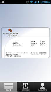 Discount Prescription Rx Card- screenshot thumbnail