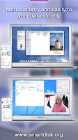 Screenshot of WiFi USB Disk - Smart Disk