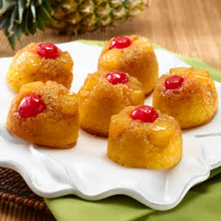 Pineapple Upside Down Cupcakes.