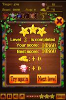 Screenshot of Fruit Saga