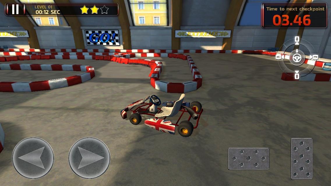 racing parking games