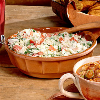 Old-Fashioned Coleslaw.
