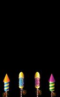 Screenshot of Cute Baby Fireworks