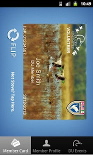 Ducks Unlimited Membership App - screenshot thumbnail