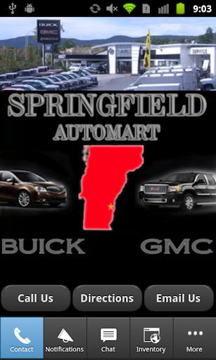 【免費商業App】SPRINGFIELD AUTOMART INC-APP點子