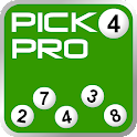 Lottery Pick 4 Game Tracking icon