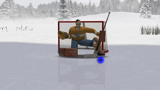 Virtual Goaltender - screenshot thumbnail