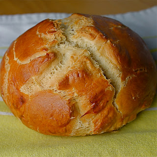 Greek Yogurt Bread.