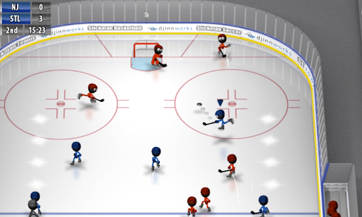 Stickman Ice Hockey - screenshot thumbnail