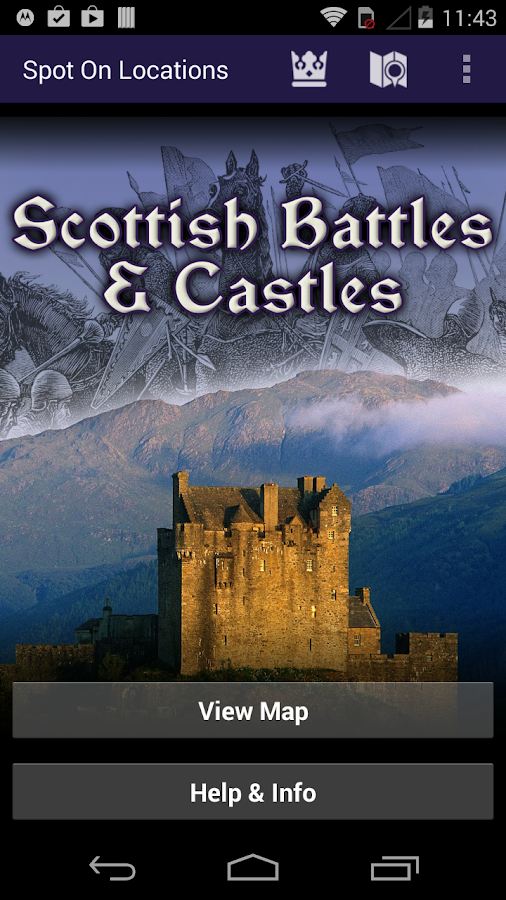 Scottish Battles and Castles- screenshot
