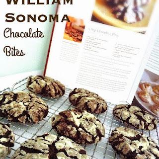 William Sonoma's Crisp Chocolate Bites.