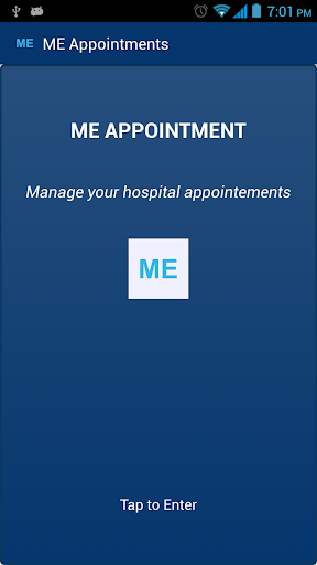 ME Appointments