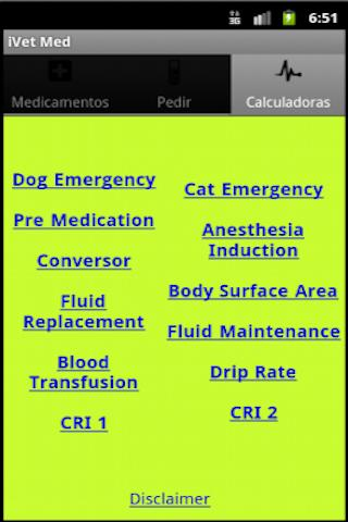 Vet Medicamentos- screenshot