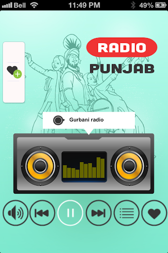 Punjab FM Radio - Hit Stations