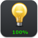 Flashlight and Battery Widget icon