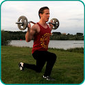 Bodybuilding Gym Exercises icon