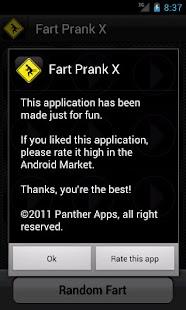 Fart Prank X screenshot