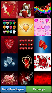Love Heart HD Wallpapers - screenshot thumbnail
