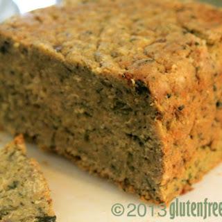 Red Lentil Loaf [Vegan, Gluten-Free].