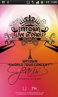 Screenshot of SMTOWN Concert - PhotoStory