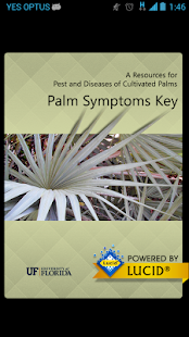Palm Symptoms Key - screenshot thumbnail
