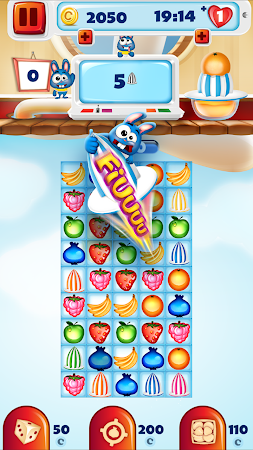 Fruit Pop Match 3 Puzzle Games 2.0 screenshot 870859