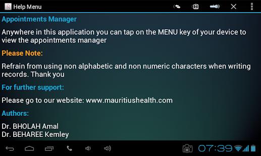 Doctor assistant apprecs doctor assistant screenshot altavistaventures Image collections