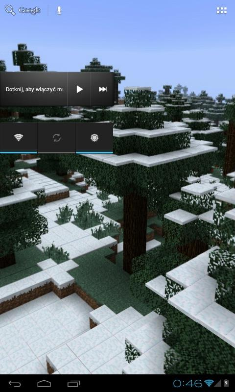 Craft 3D Wallpaper - screenshot